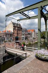 Rotterdam  Niederlande  Stadtansicht im Delfshafen