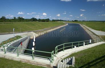Lieske  Deutschland  Koschener Kanal