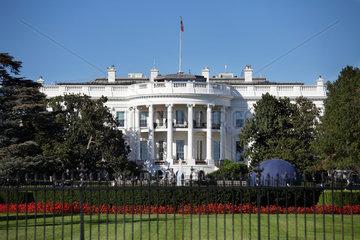 Washington D.C.  USA  das Weisse Haus
