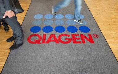 Hilden  Deutschland  Biotech-Unternehmen Qiagen