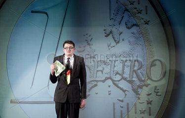 Eurocrash - Finanzkrise als Musical