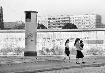Berliner Mauer  Kreuzberg