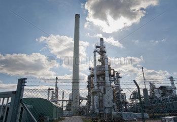 Hamburg  Deutschland  eine Erdoelraffinerie von Shell in Hamburg-Harburg