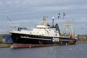 Kiel  Deutschland  Schiff der DFFU