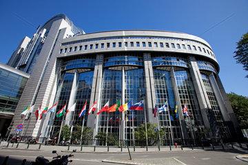 Bruessel  Belgien  Europaeisches Parlament