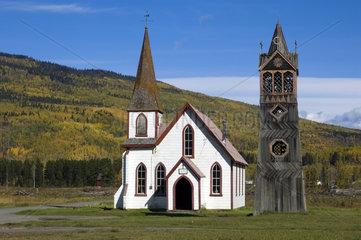 Kitwanga  Kanada  St. Pauls Kirche