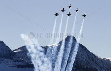 SWITZERLAND-MEIRINGEN-SWISS AIR FORCE-AIR SHOW