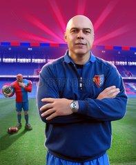 Basler Buch: FC Basel  Christian Gross
