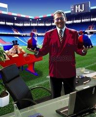 Basler Buch: Matthieu Jaus  FC Basel