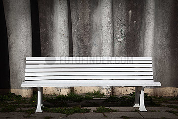 White Bench - Ruegen