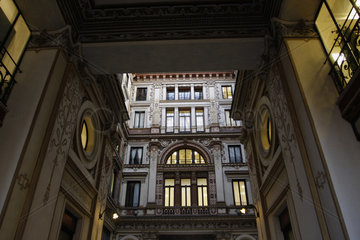 Galleria Sciarra in Rom