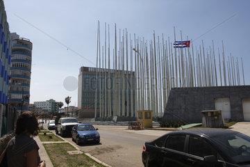 Staendige Vertretung der USA in Havanna