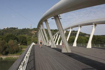 Ponte della Musica in Rom
