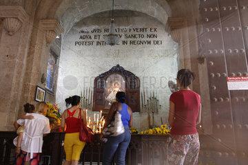die Virgen de La Caritad in Havanna