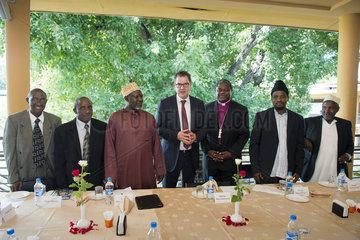 BM Mueller besucht Tansania