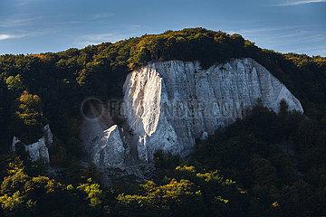 Victorias View  Chalk Cliff - Ruegen