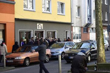 Deutschland  Nordrhein-Westfalen-Nordstadt in Dortmund