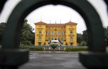 Praesidentenpalast in Hanoi