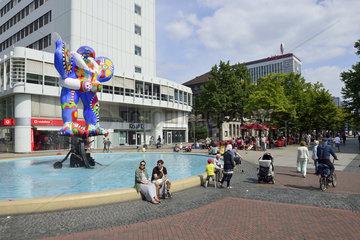 Deutschland  Nordrhein-Westfalen-Innenstadt Duisburg