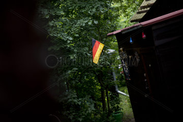 Campingplatz Kuhle Wampe