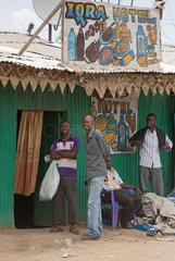 Kakuma  Kenia - Hotel in Kakuma.
