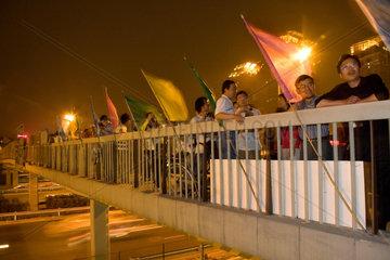 Beijing  Olympiatourismus