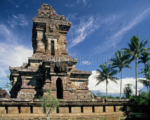 Indonesia  Java  Candi Singosaritemple