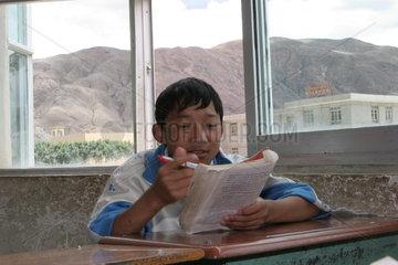 Tibet  Schule