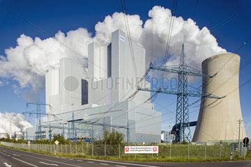 Kohlekraftwerk Neurath