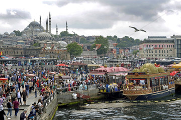 Istanbul Innenstadt