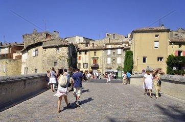 France  Provence  Vaison la Romaine