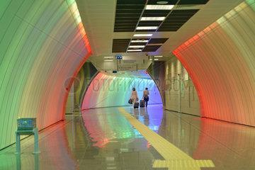 Istanbul U-Bahn