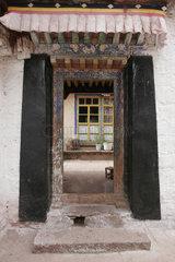 Lhasa  Jokhang Tempel