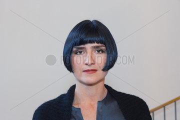 ZEINER  Monika - Portrait of the writer