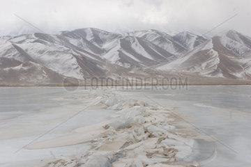 Karakulsee zwischen Kashgar und Tashkorgan