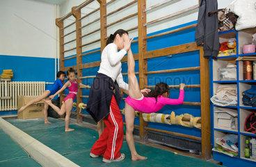 Peking  Shichahai Sport Schule