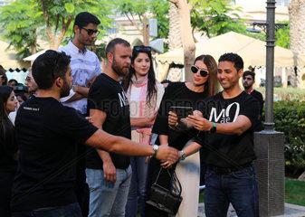 UAE-DUBAI-HUAWEI-GUINNESS WORLD RECORD