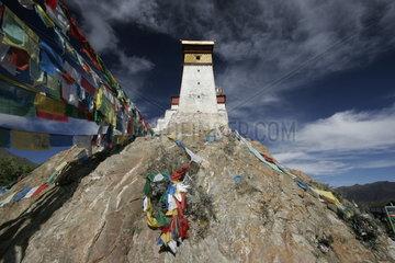 Lhasa  Yumbulagang Palace