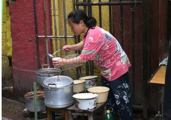 Garkueche in Shanghai