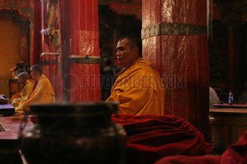 Tibet  Nenying Chode Kloster