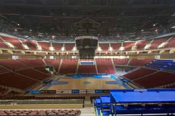Wukesong Basketball Stadion  Peking