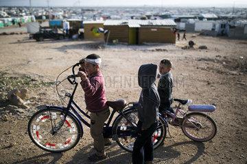 Za'atari Fluechtlingscamp