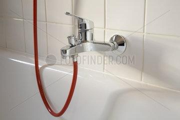 Haushalt: Wasserhahn - Badewannenarmatur