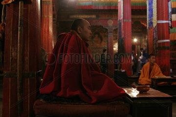 Tibet Kloster Nenying Chode