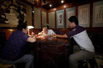 Beijing  Traditionelle chinesische Medizin