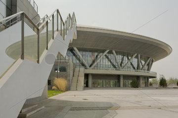 Beijing  Laoshan Velodrome