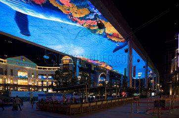 Beijing  Einkaufszentrum  The Place