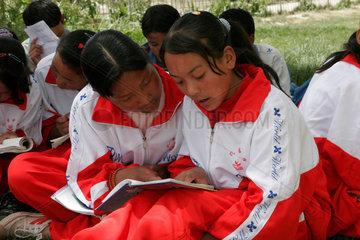 Tibetische Schule | Tibetan school