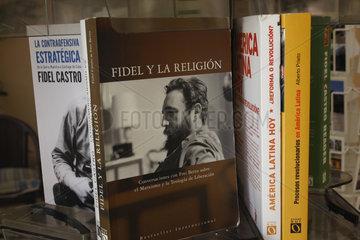 Fidel Castro Buecher