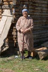 Mongolian woman in Hemu